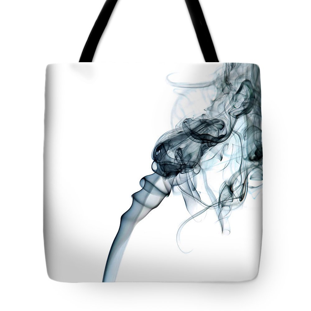 Abstract Tote Bag featuring the photograph Dreaming by Shannon Workman