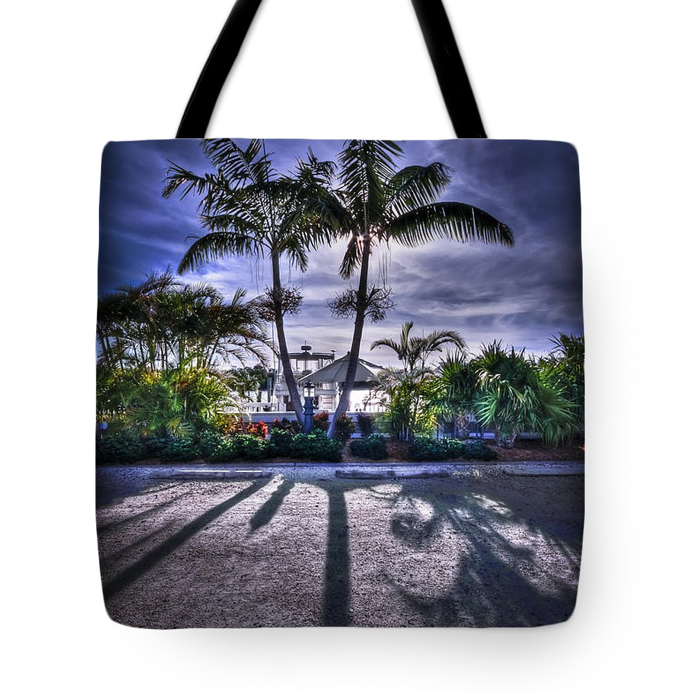 Boca Grande Tote Bag featuring the photograph Dreamscapes by Evelina Kremsdorf