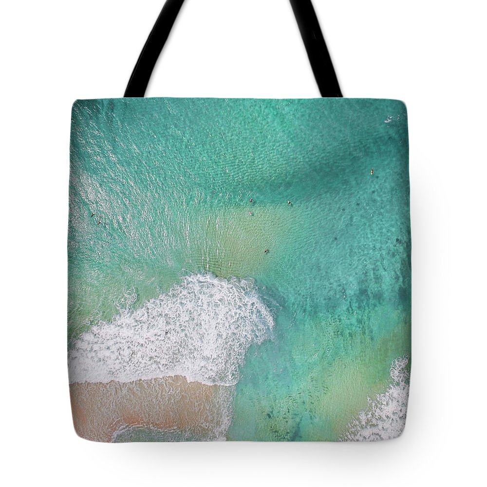 Bright Pastels Tote Bag featuring the photograph Dreamy Pastels by Sean Davey
