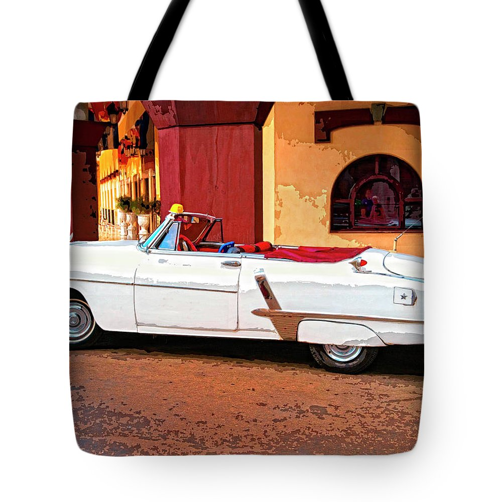 Dressed Up Tote Bag featuring the mixed media Dressed Up by Dominic Piperata