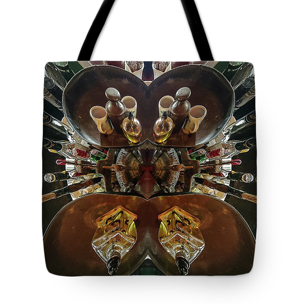 Botucatu/sp Tote Bag featuring the photograph Drinks by Enio Godoy