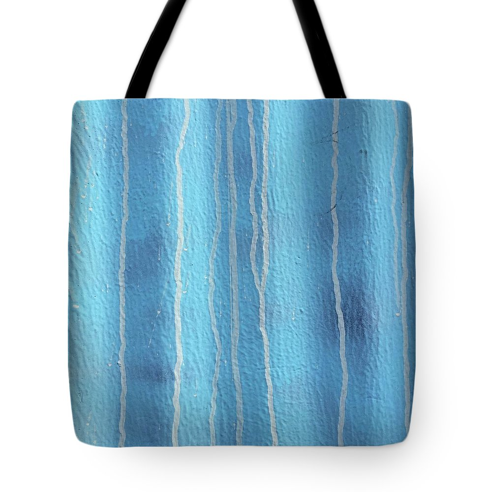 Tote Bag featuring the photograph Drips by Julie Gebhardt