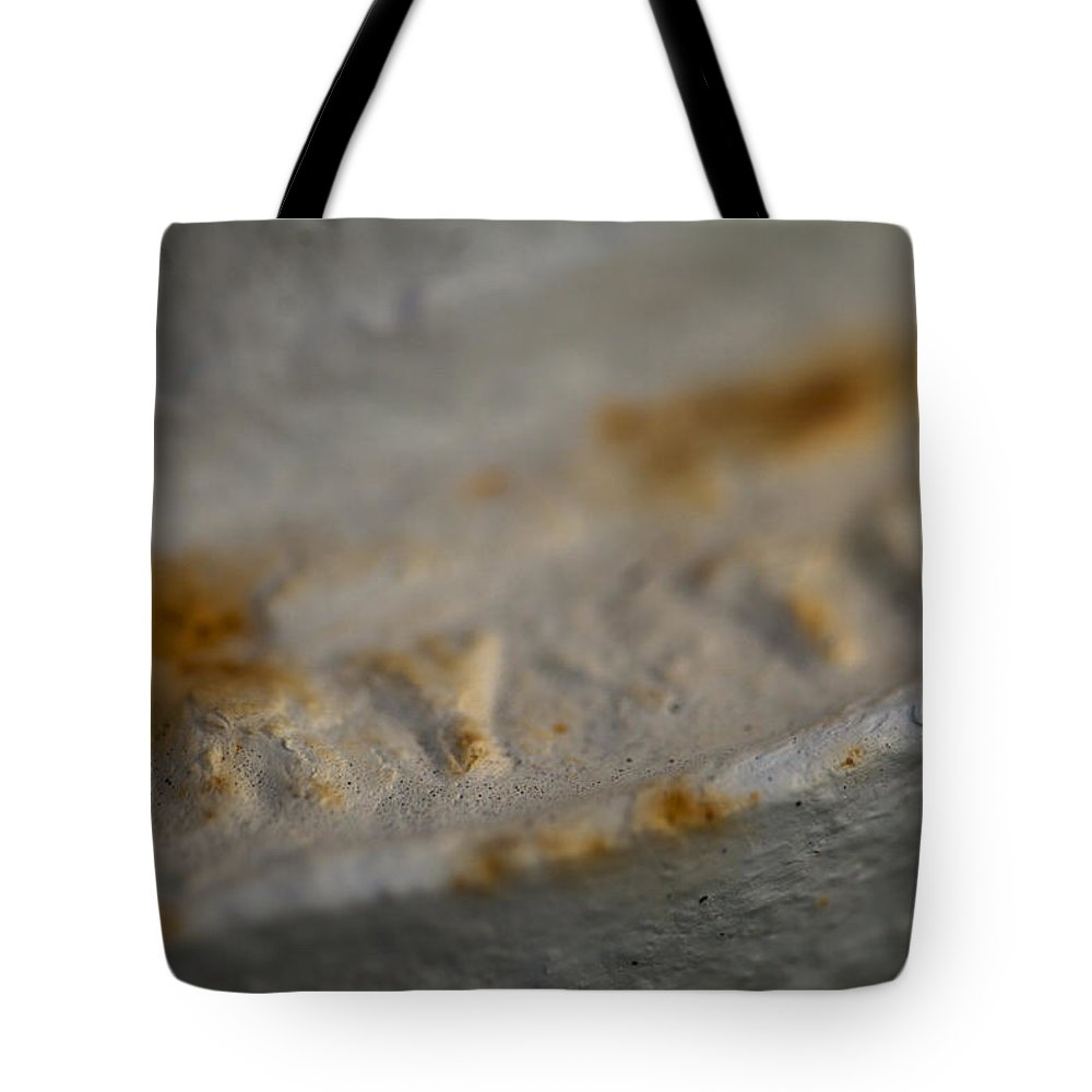 Hydrant Tote Bag featuring the photograph Dry by Walter Murdock