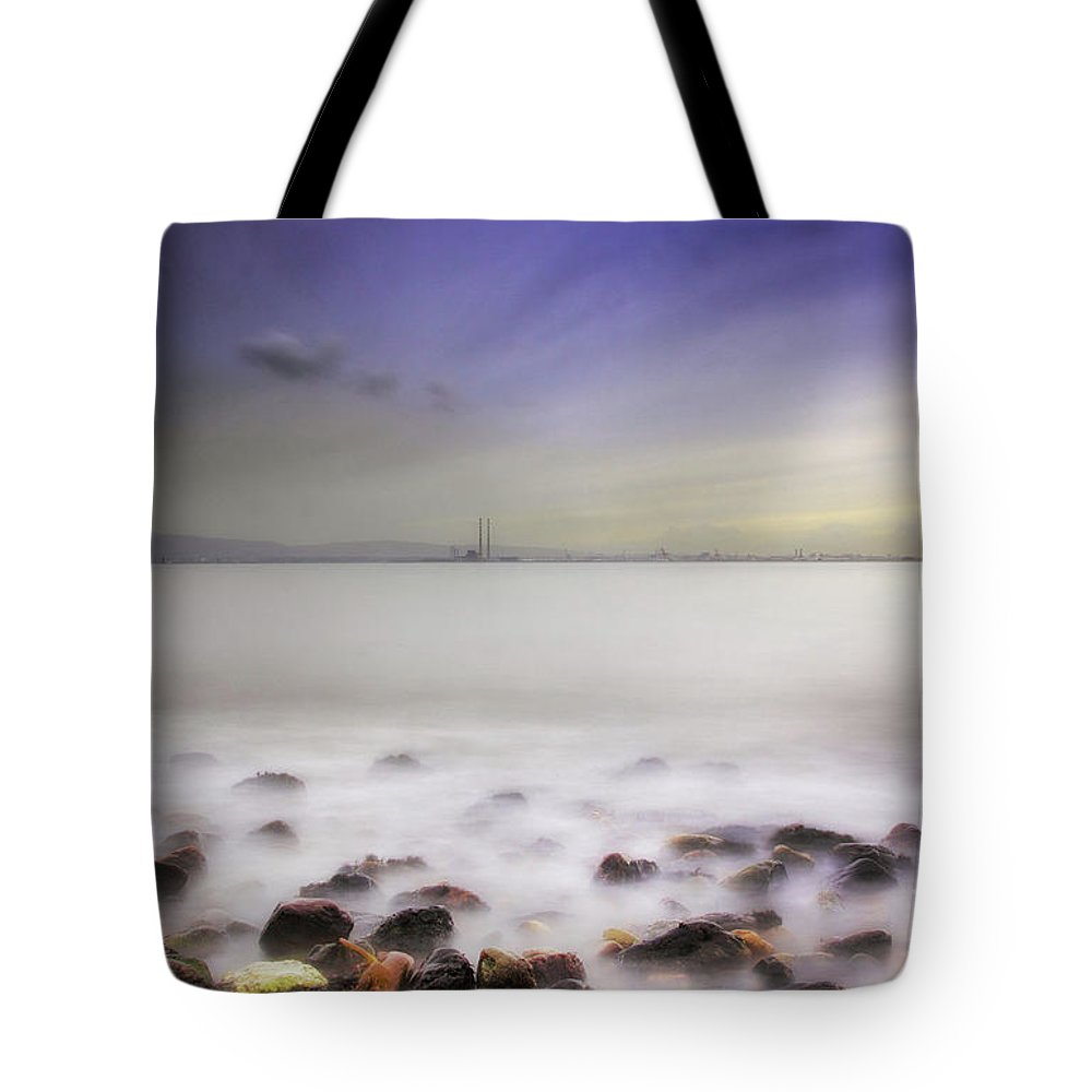 Fine Art Tote Bag featuring the photograph Dublin Bay by Sinclair Adair