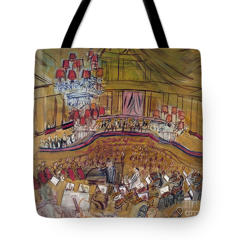 1948 Tote Bag featuring the photograph Dufy: Grand Concert, 1948 by Granger