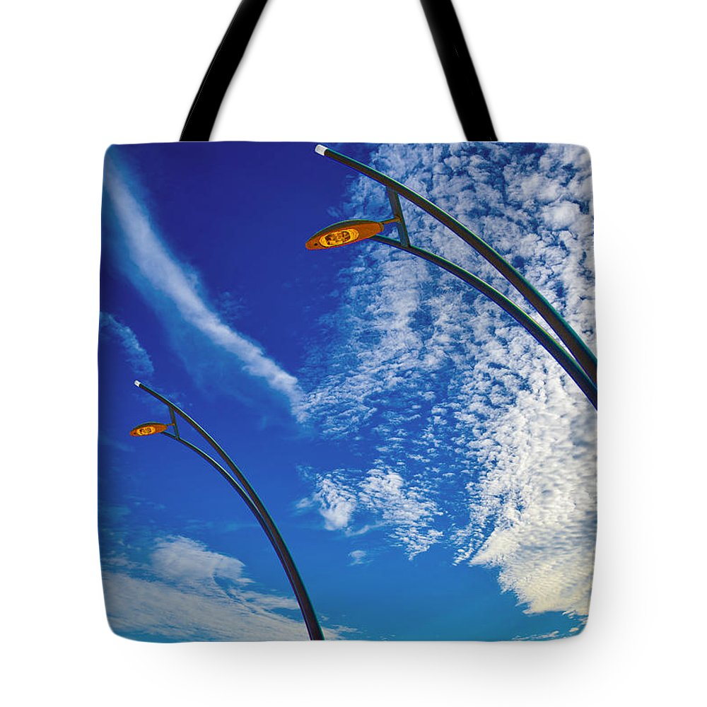 Photography Tote Bag featuring the photograph Dusk by Paul Wear