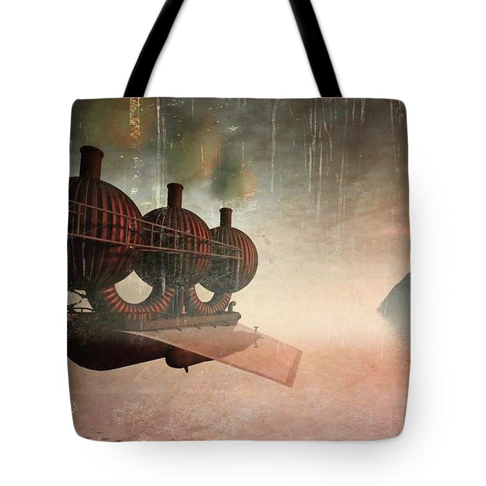 Steampunk Tote Bags