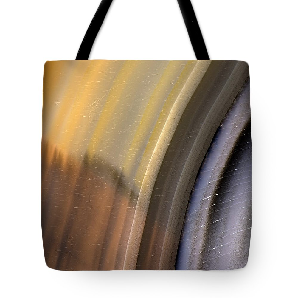 Macro Tote Bag featuring the photograph Earth Portrait 004 by David Waldrop