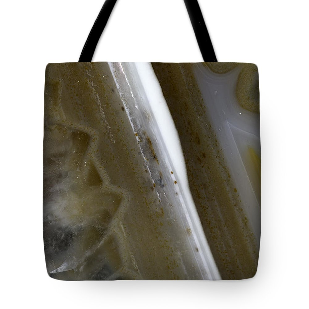Macro Tote Bag featuring the photograph Earth Portrait 005 by David Waldrop
