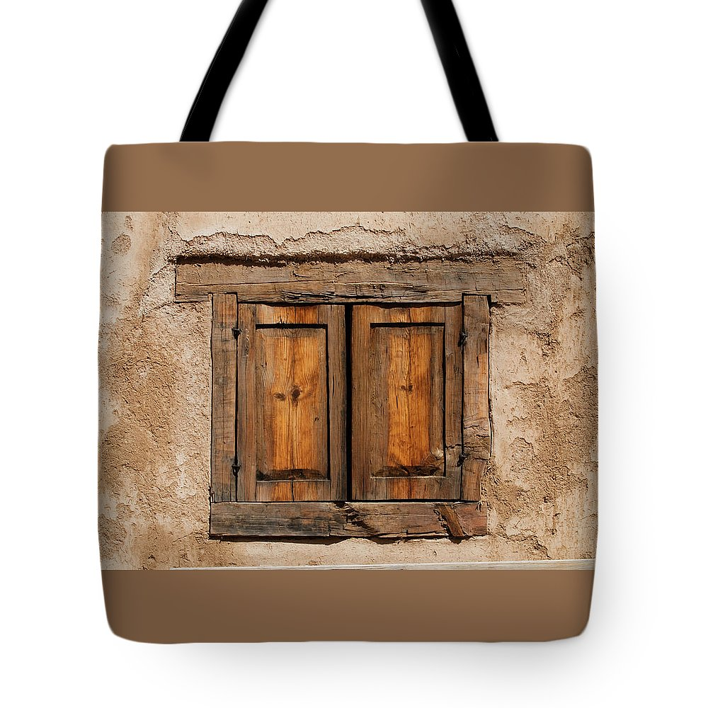 Southwest Tote Bag featuring the photograph Earthen by Jim Benest