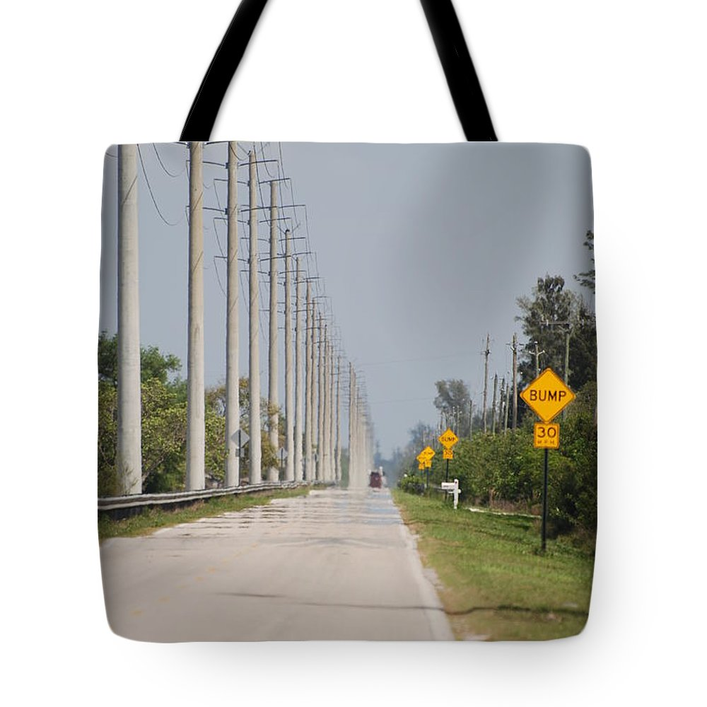 Trees Tote Bag featuring the photograph East Bound And Down by Rob Hans