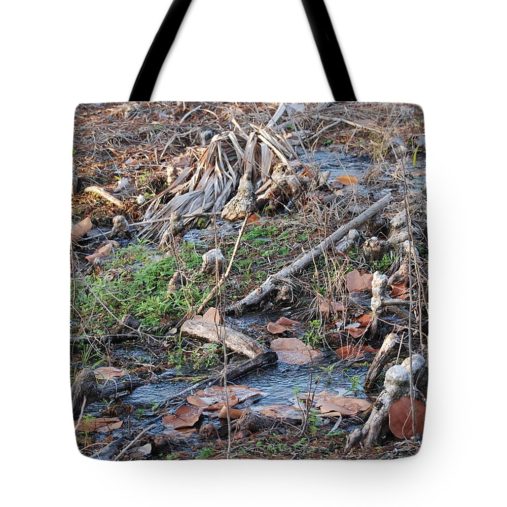 River Tote Bag featuring the photograph Ebb And Flow by Rob Hans