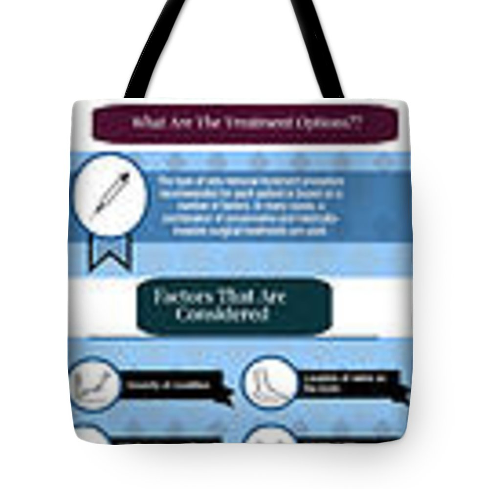 Cure For Varicose Vein Tote Bag featuring the digital art Effective Remedies To Treat Varicose Vein Discomfort by Edwards Paul
