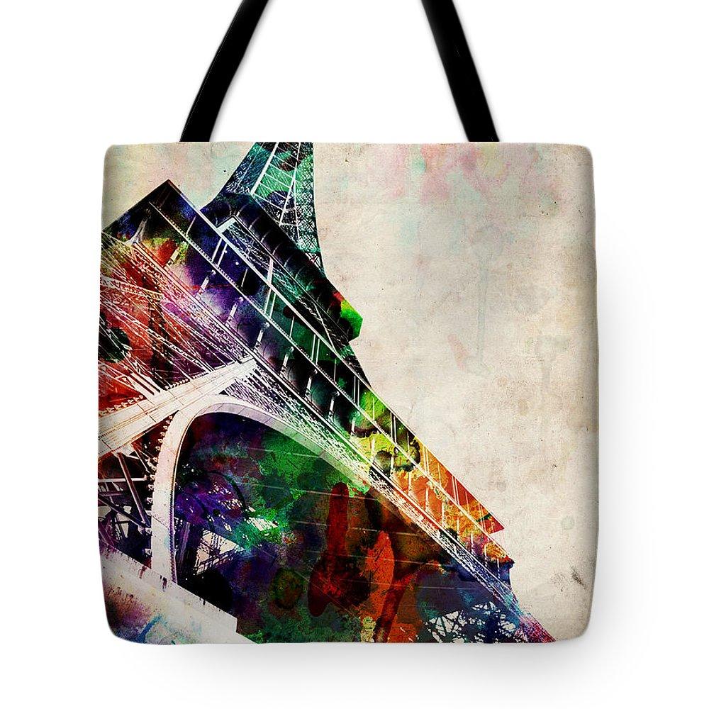 Landmark Tote Bags