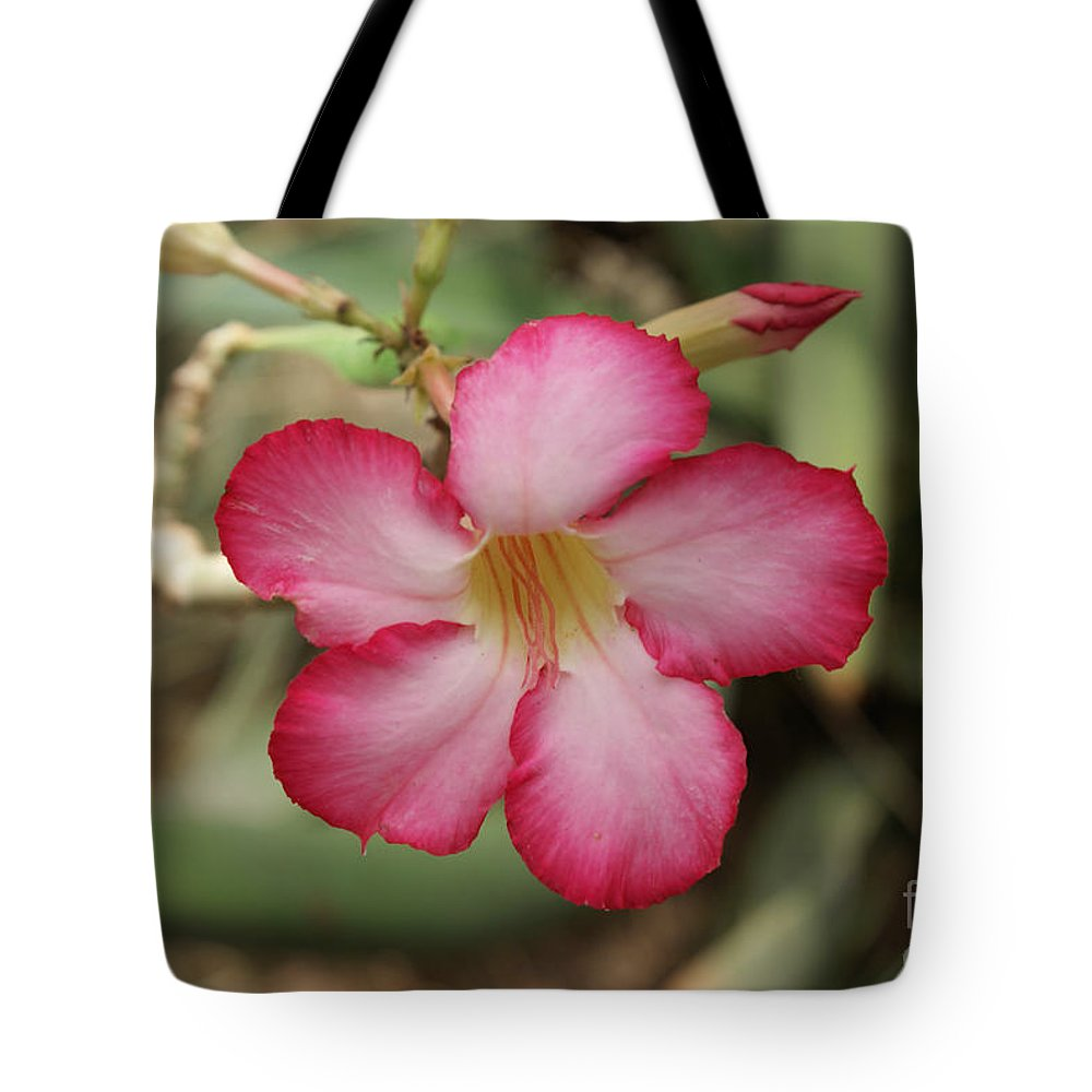 Floral Tote Bag featuring the photograph Elegant by Shelley Jones
