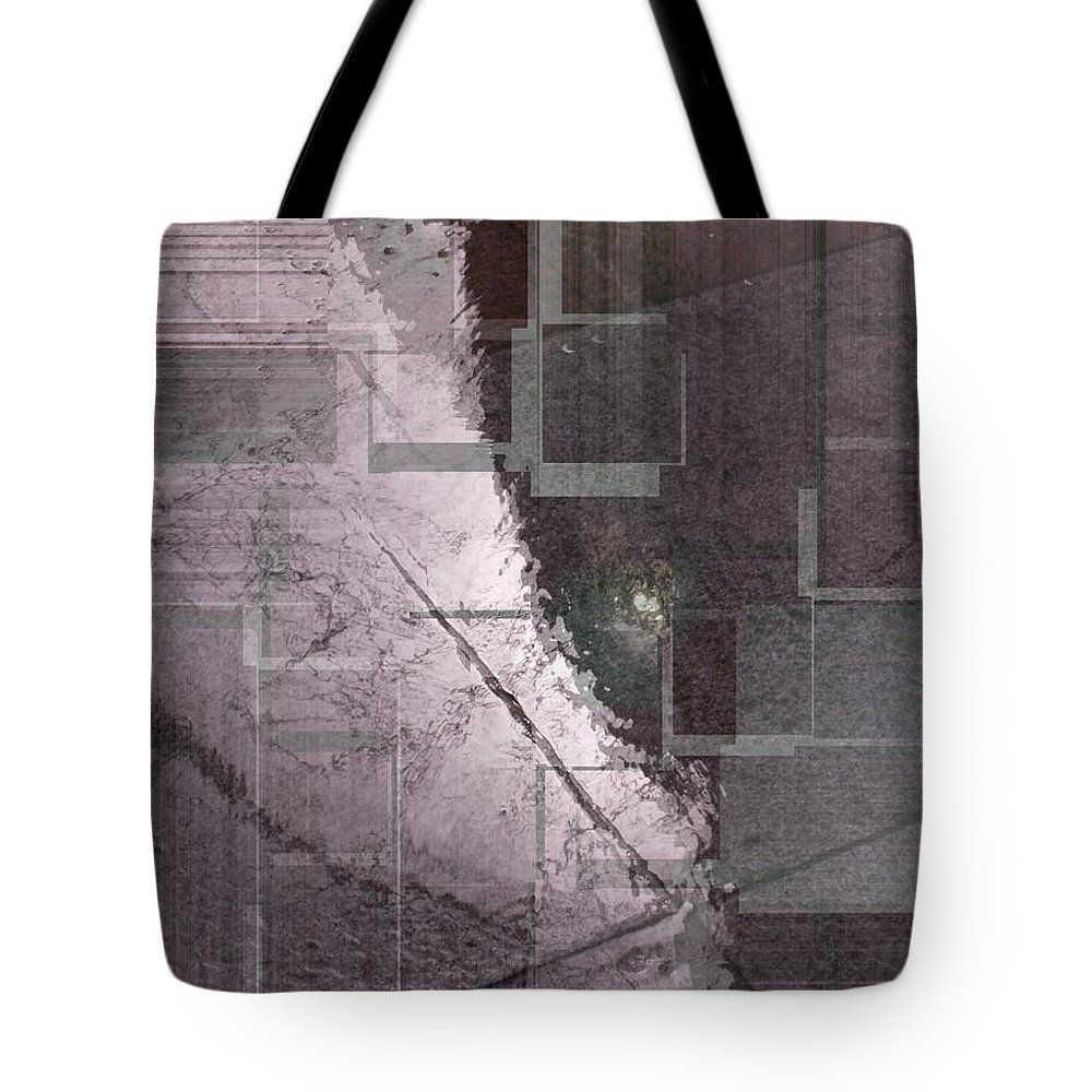 Water Tote Bag featuring the photograph Encroachment by Tim Allen