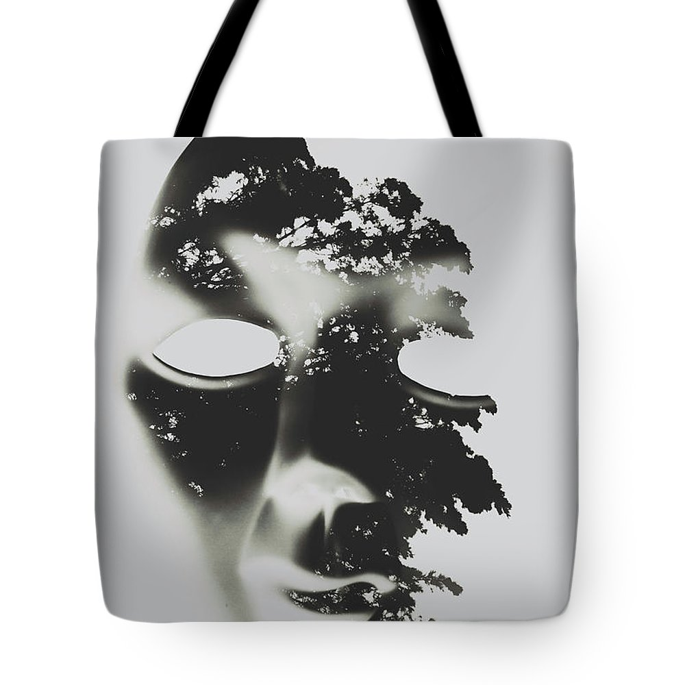 Enlightenment Tote Bag featuring the photograph Enlightenment Within by Jorgo Photography - Wall Art Gallery