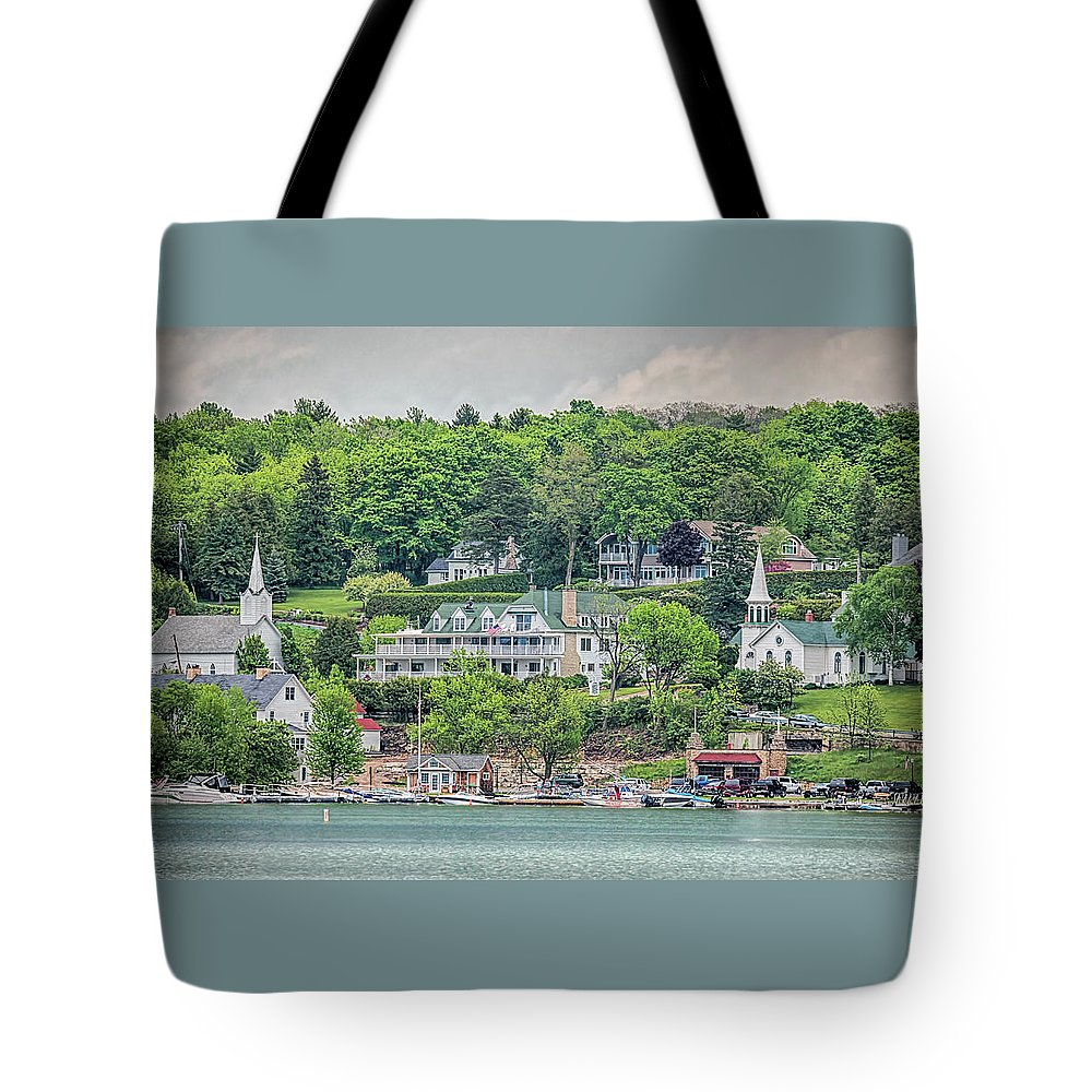Ephraim Tote Bag featuring the photograph Ephraim by Susan Rissi Tregoning