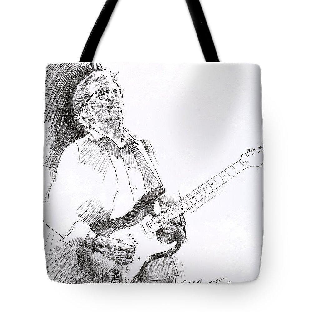 Eric Clapton Joy Tote Bag