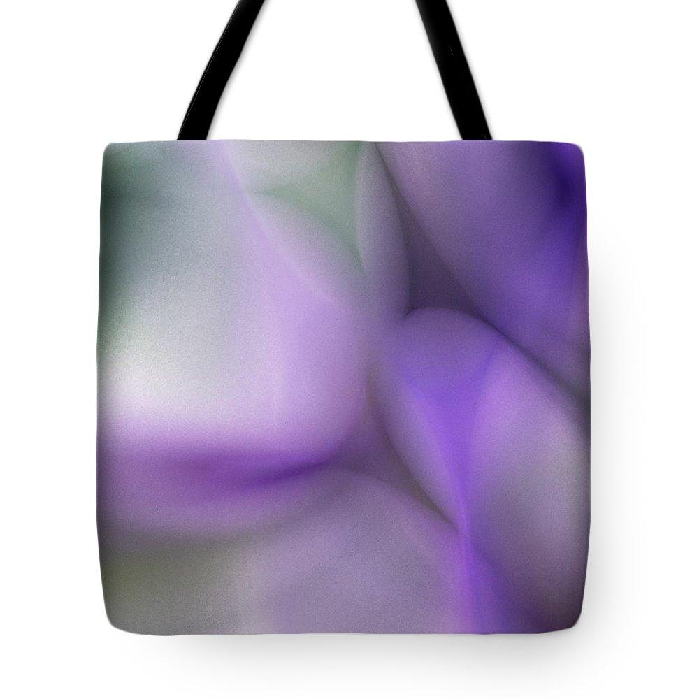 Digital Painting Tote Bag featuring the digital art Erotica 2 by David Lane