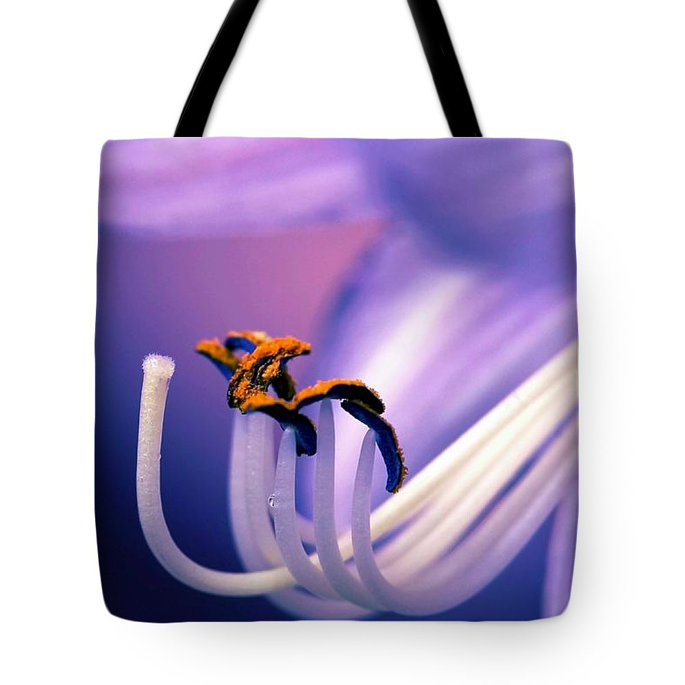 Flower Tote Bag featuring the photograph Eternal Seductiveness by Mitch Cat