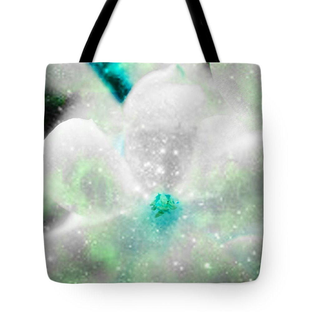Eternal Tote Bag featuring the photograph Eternal Serenity by Alex Art and Photo