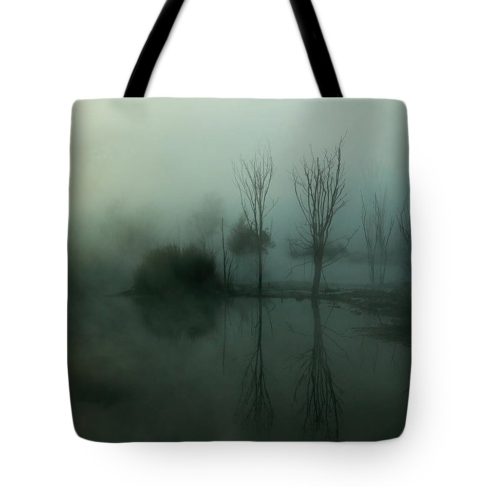 Ethereal Tote Bag featuring the photograph Ethereal by Nicholas Blackwell