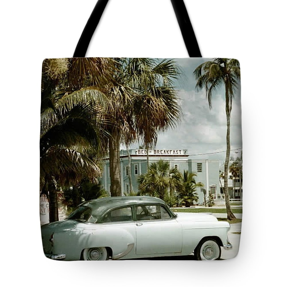 Everglade City Tote Bag featuring the photograph Everglade City I by Flavia Westerwelle