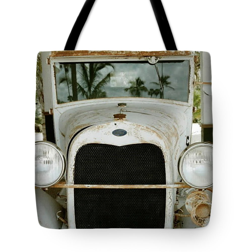 Everglade City Tote Bag featuring the photograph Everglade City IIi by Flavia Westerwelle
