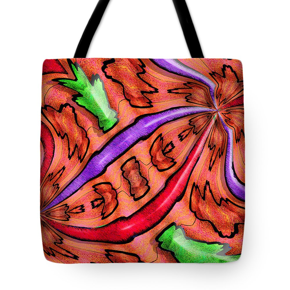 Photography Tote Bag featuring the photograph Evolucion De Las Aves by Paul Wear