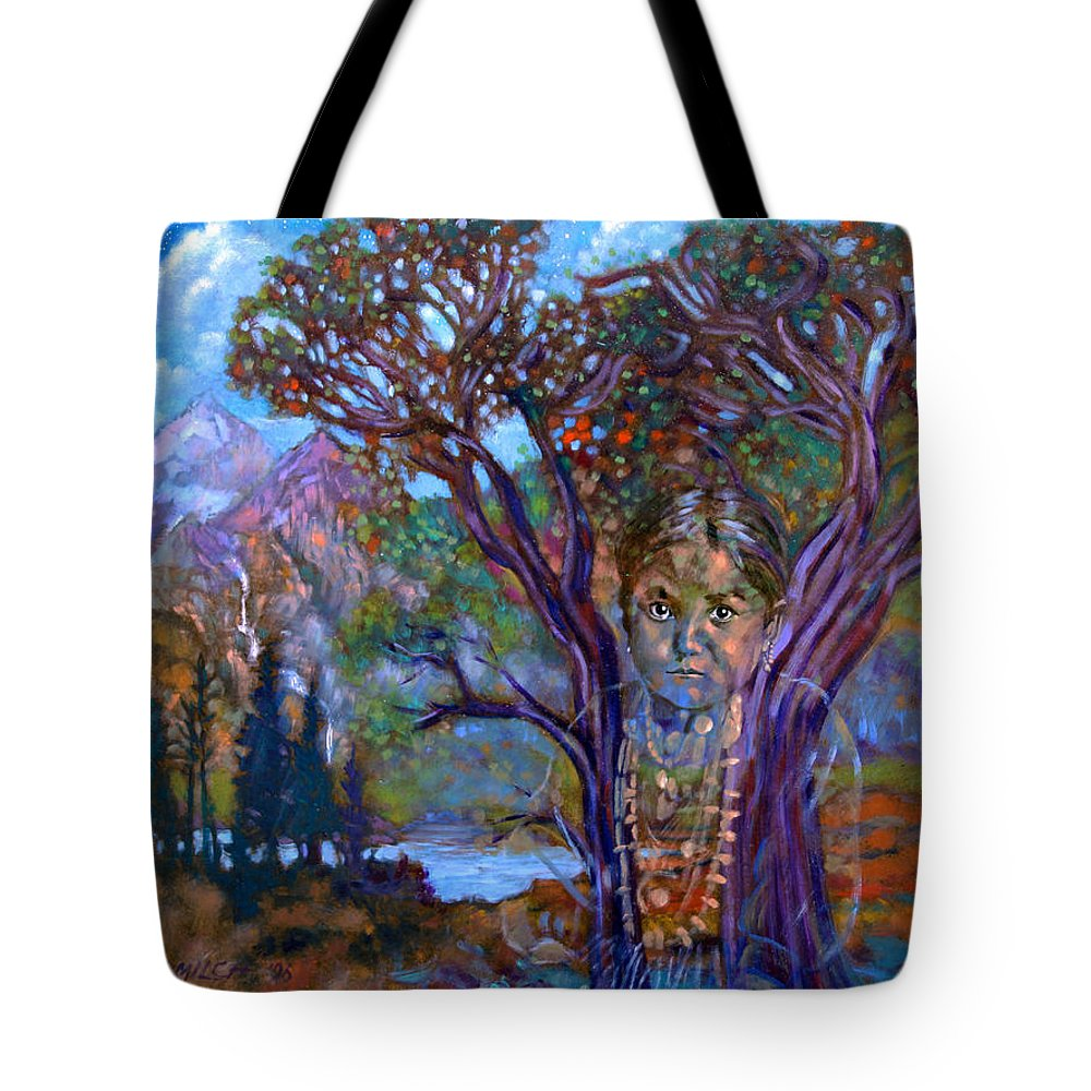Child Tote Bag featuring the painting Faded Memories by John Lautermilch
