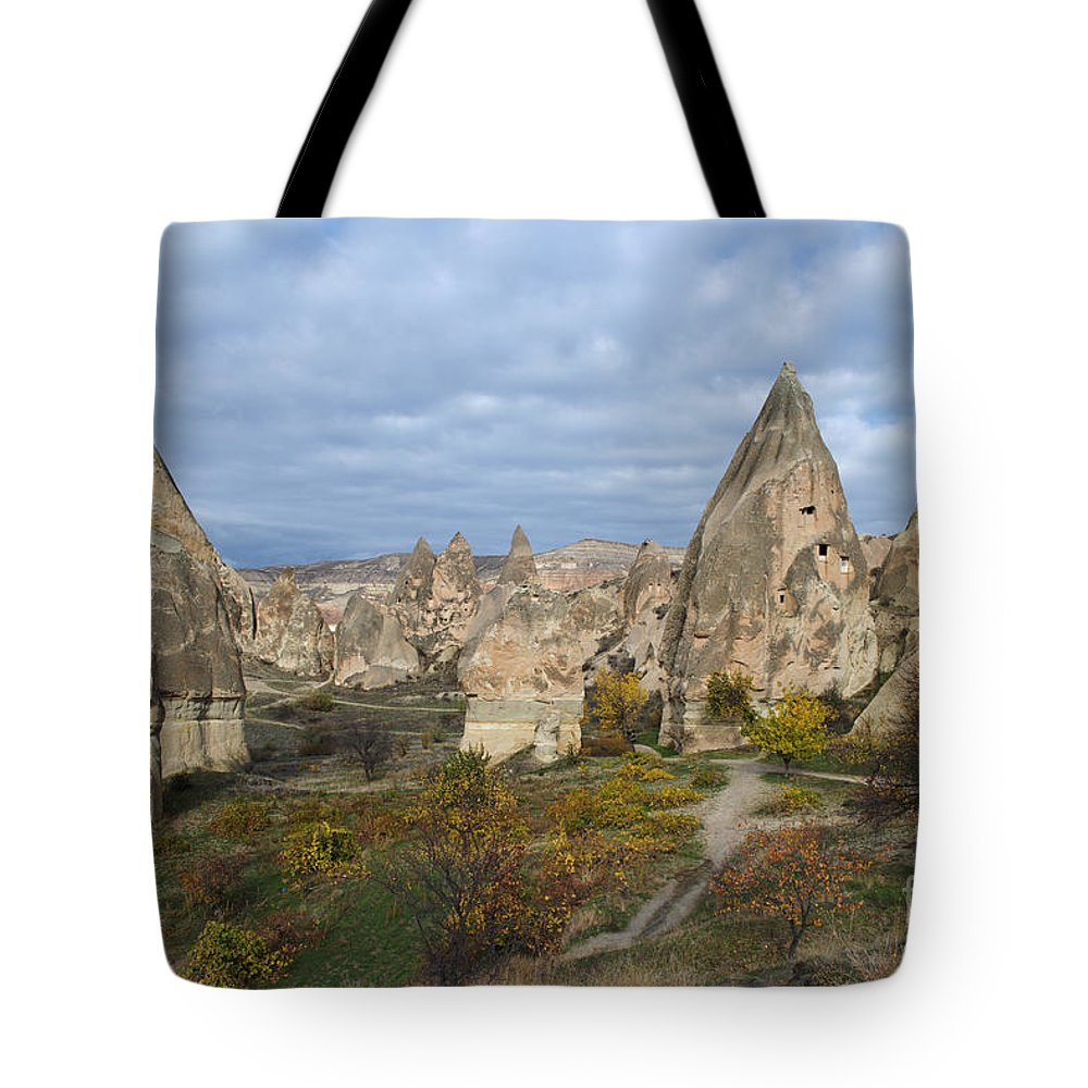 Fairy Tale Tote Bag featuring the photograph Fairy Tale Of Cappadocia by Yuri Santin
