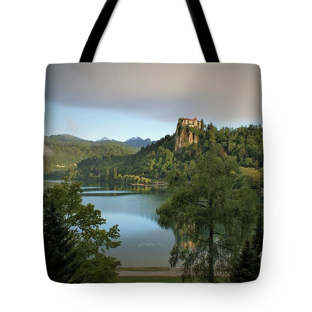 Landscape Tote Bag featuring the photograph Fairy Tales Do Come True by Bob Martin