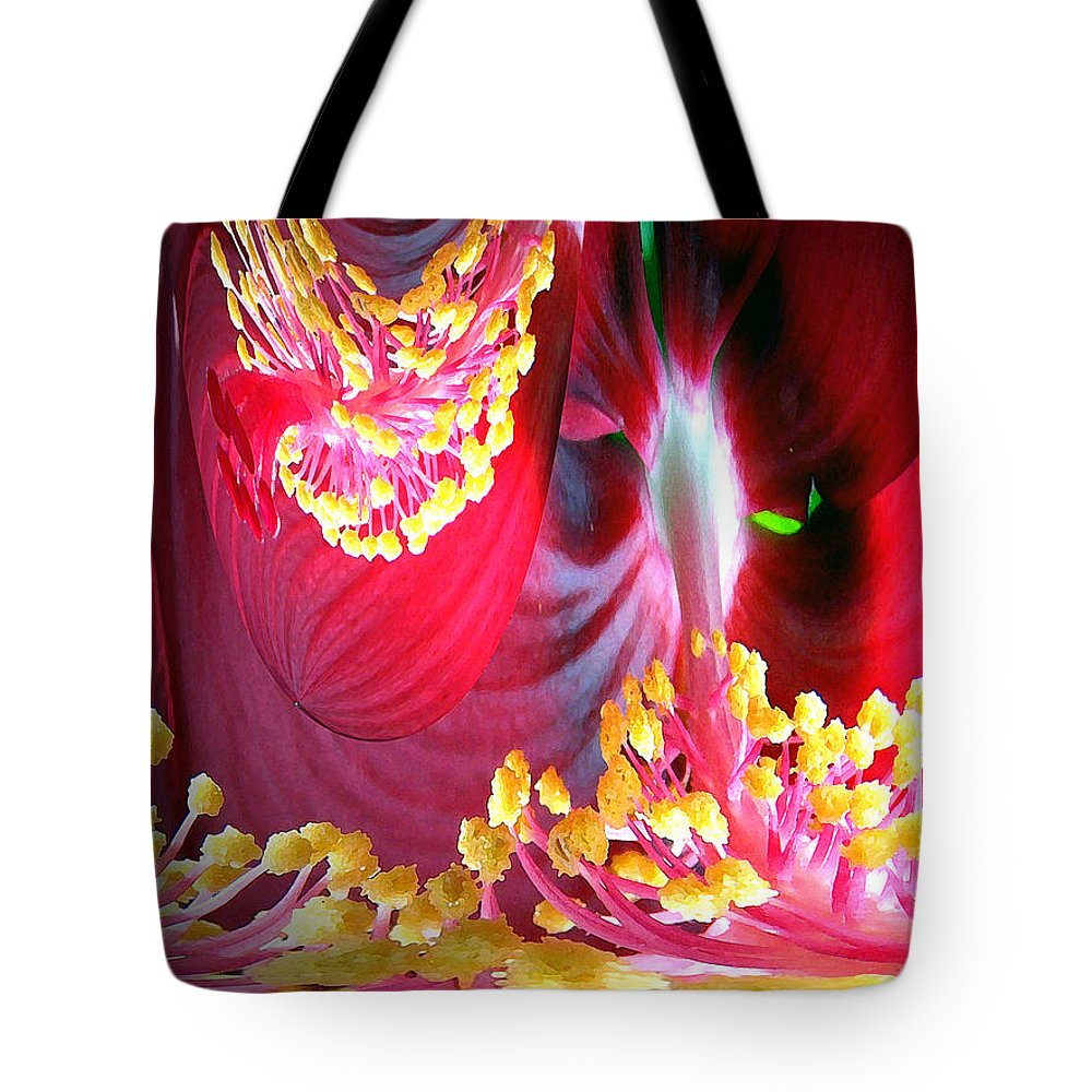Fairytale Tote Bag featuring the photograph Fairytale Forest by Merja Waters
