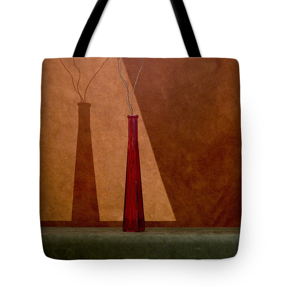 Departed Tote Bag featuring the photograph Fallen Leaves by Valentin Ivantsov