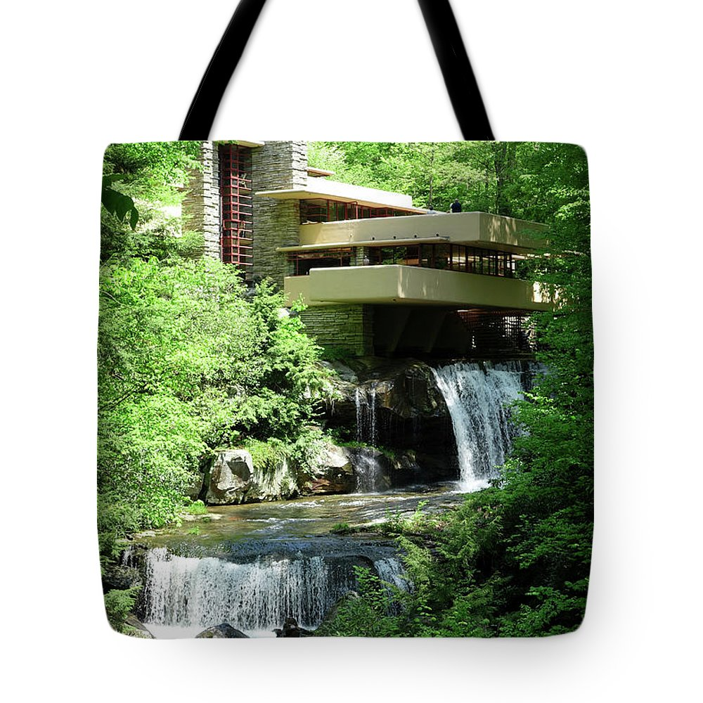 Flw Tote Bags