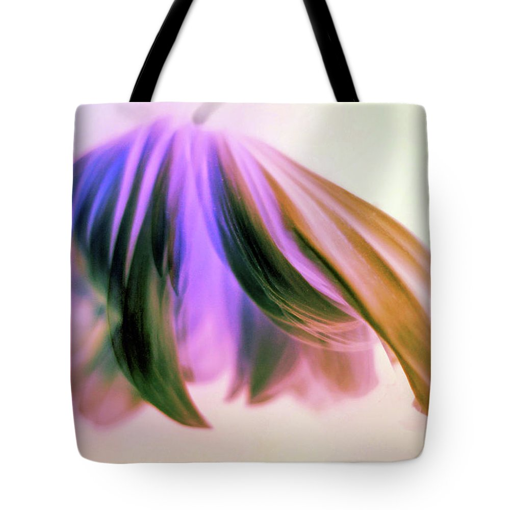Flower Tote Bag featuring the photograph Fantasy Floral by Jessica Jenney