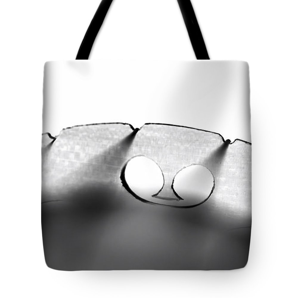 Fidle Bridge Tote Bag featuring the photograph Fiddle Bridge by Michal Boubin