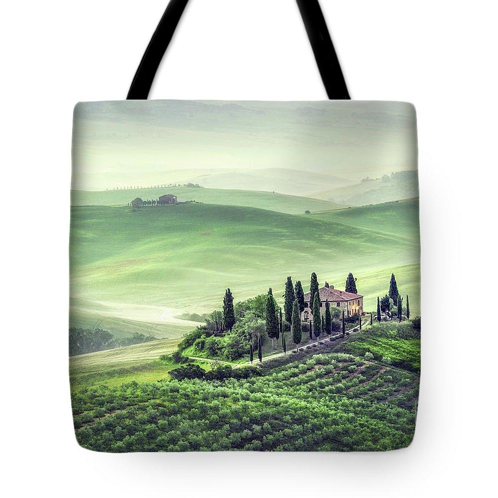 Kremsdorf Tote Bag featuring the photograph Fields Of Eternal Harmony by Evelina Kremsdorf