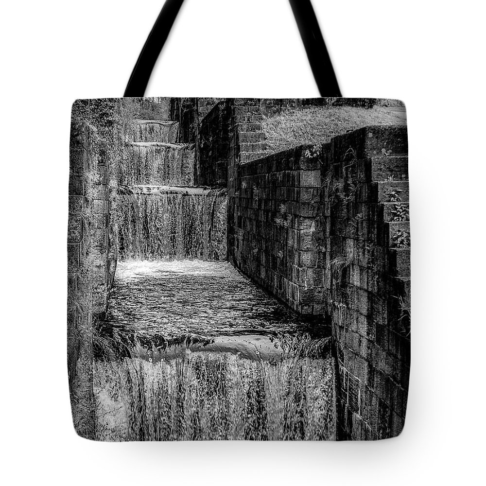 Tote Bag featuring the photograph Fifty Shades Of Five by Kendall McKernon