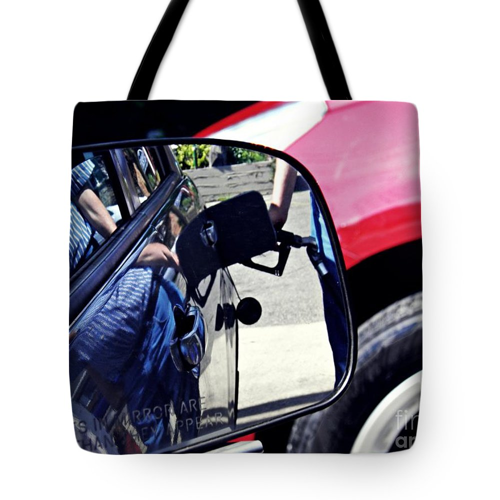 Digital Er Photographs Tote Bags