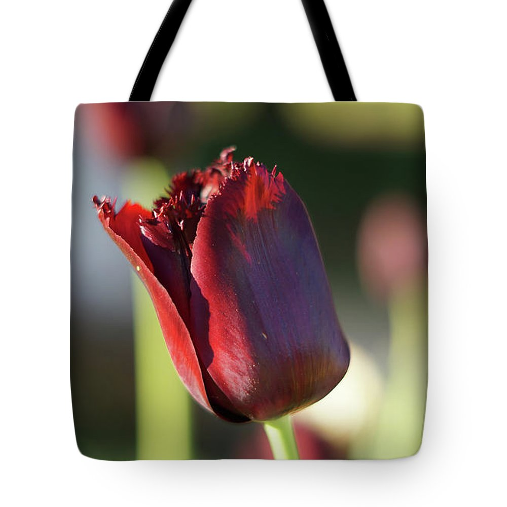 Flowers Tote Bag featuring the photograph Fine Wine by Mecoes Florance