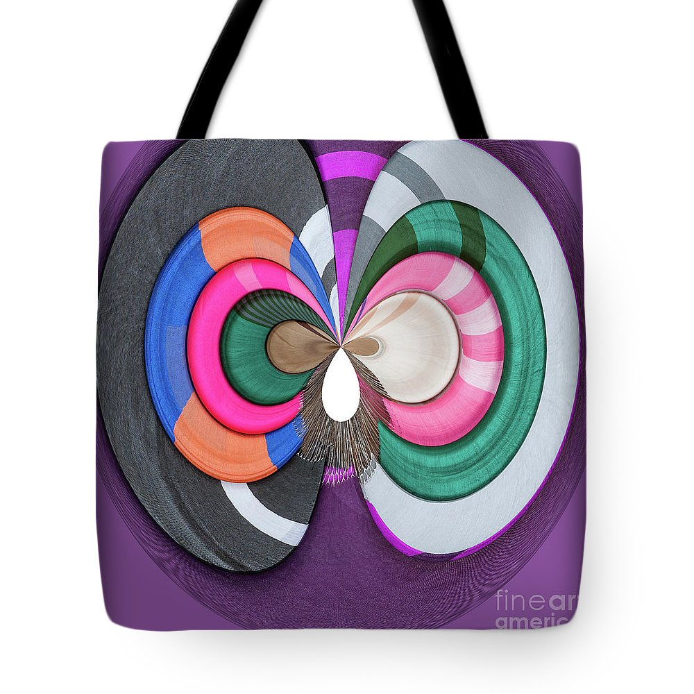 Cambodia Tote Bag featuring the digital art Finest Silk by George Cathcart