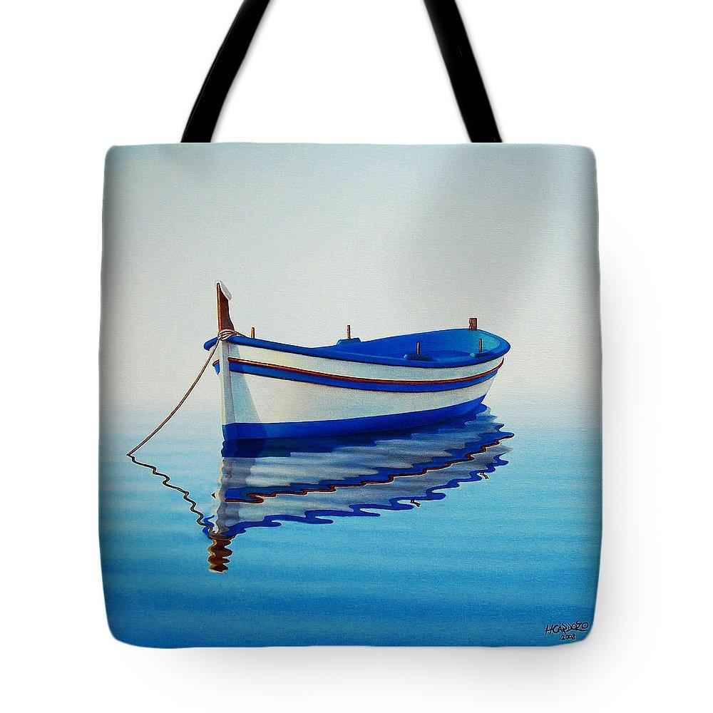 Boat Tote Bags