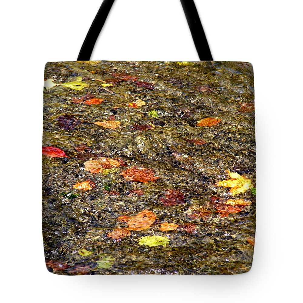 Floaties Tote Bag featuring the photograph Floaties by Ed Smith