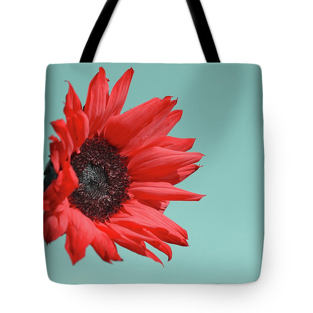 Floral Prints Tote Bag featuring the photograph Floral Energy by Aimelle