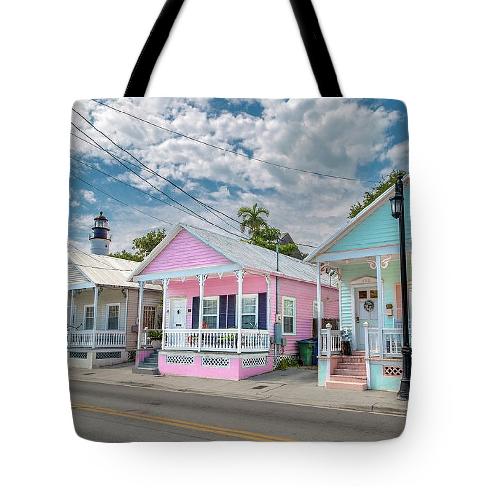 Florida Tote Bag featuring the photograph Florida Keys Flavor by Betsy Knapp