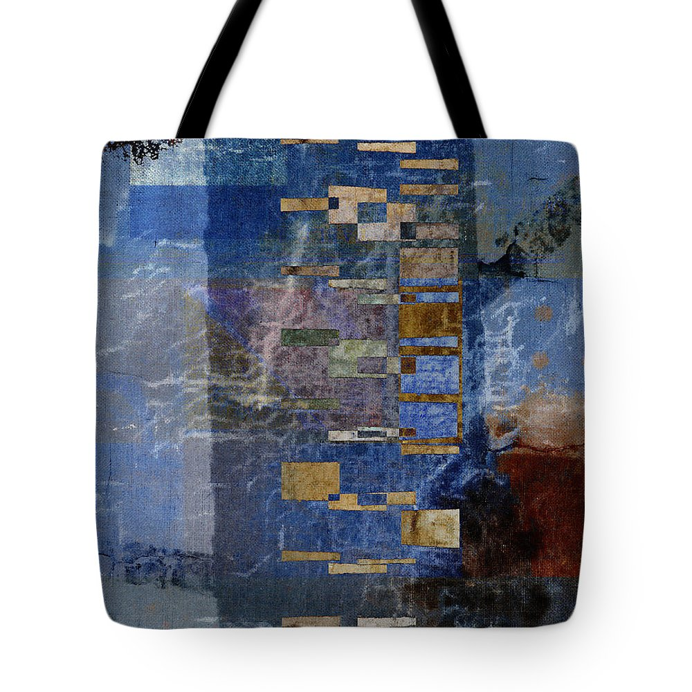 Flotsam Tote Bag featuring the photograph Flotsam by Carol Leigh