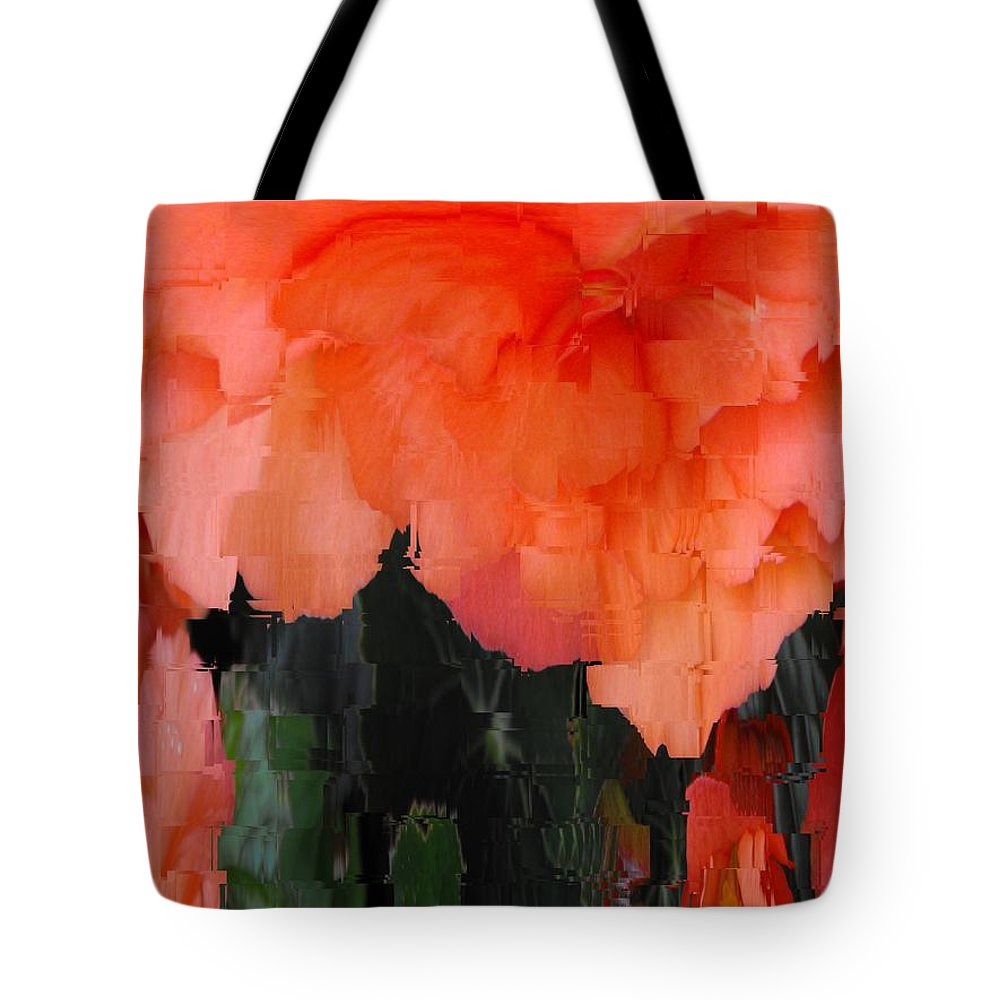 Flower Tote Bag featuring the photograph Flower 3 by Tim Allen