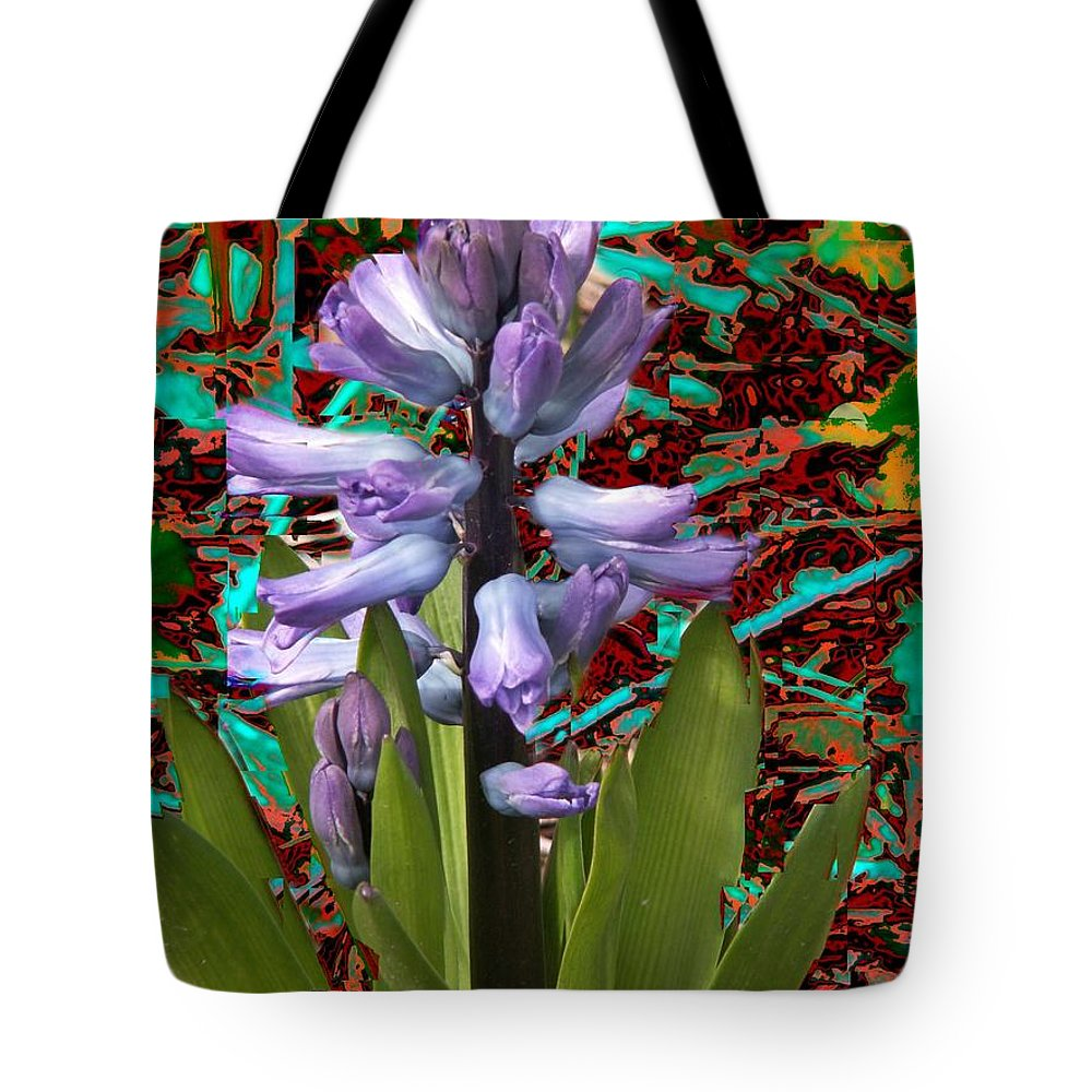 Flowers Tote Bag featuring the photograph Flower 5 by Tim Allen